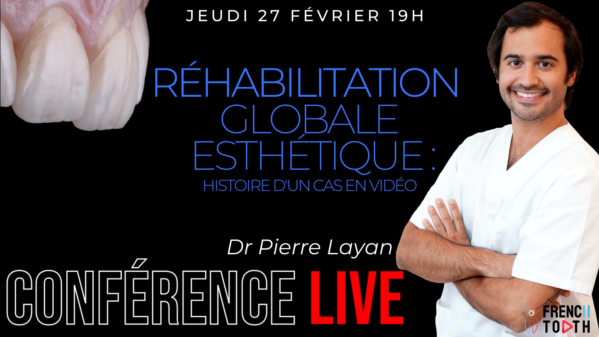 Réhabilitation Esthétique Globale