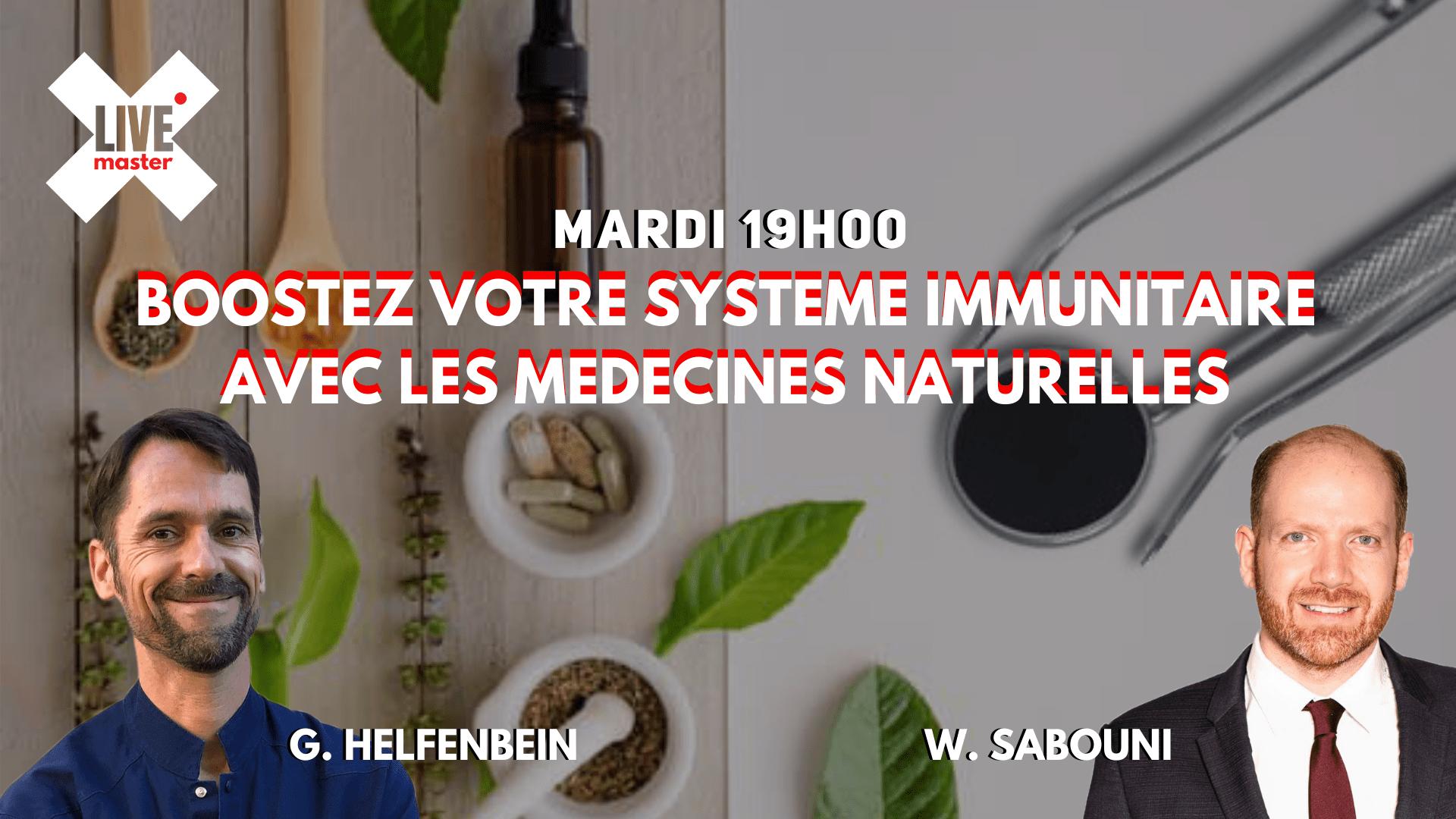 Boostez votre système immunitaire avec les médecines naturelles