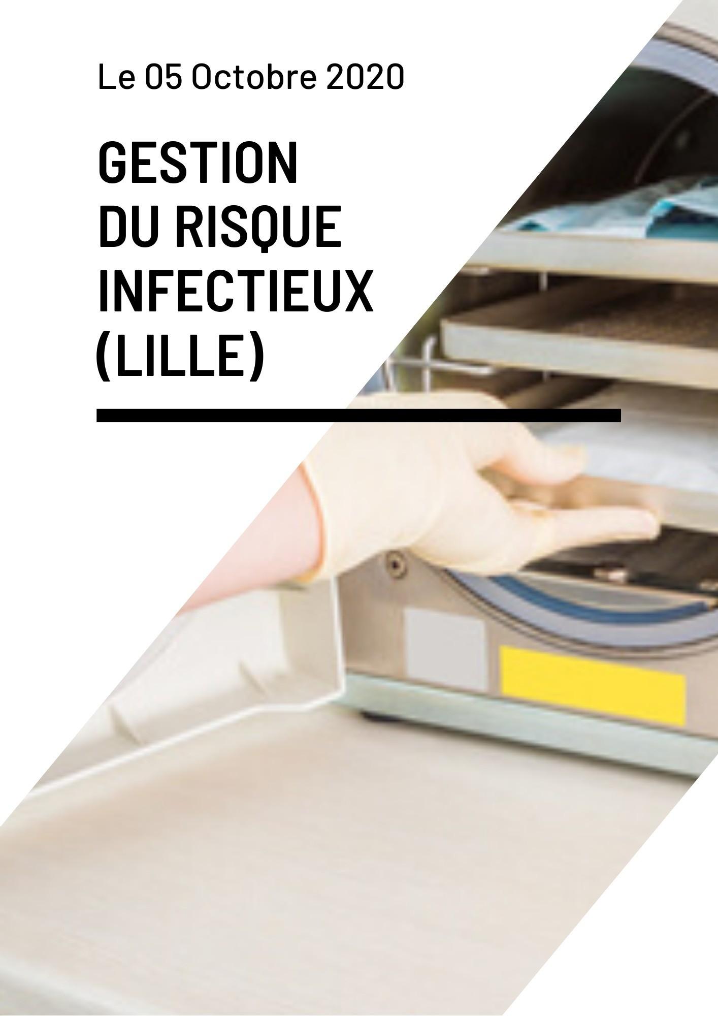 Gestion du risque infectieux (Lille)